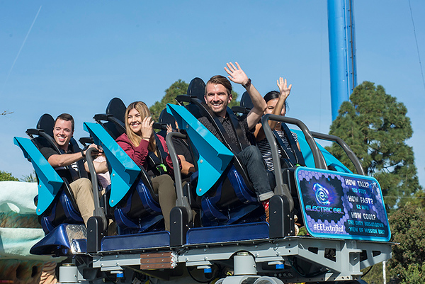 SeaWorld making a splash this spring with extended Food Festival, new coaster