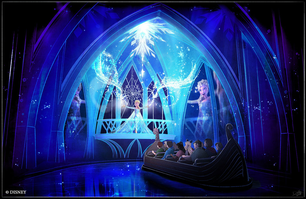 FROZEN EVER AFTER to feature original voice cast for songs and new dialogue, June 2016 opening