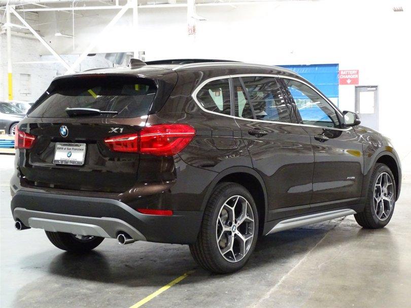صور سيارات BMW X1 2018