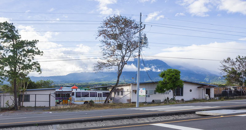 Casa Hogar Trisker as Seen from the Highway (©simon@myeclecticimages.com)