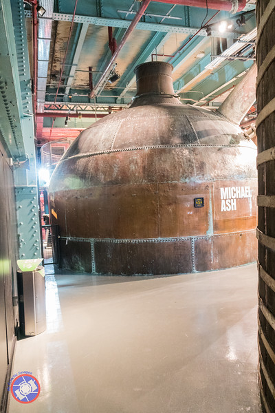 A Giant Vat that Used to be Used to Brew Guinness (©simon@myeclecticimages.com)