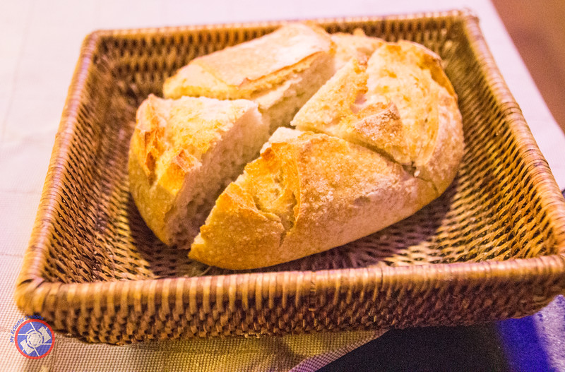 Crusty Bread Served with the Appetizers (©simon@myeclecticimages.com)