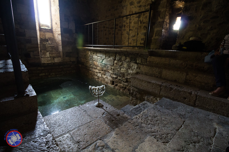 The Inside of the Mikvah (©simon@myeclecticimages.com)
