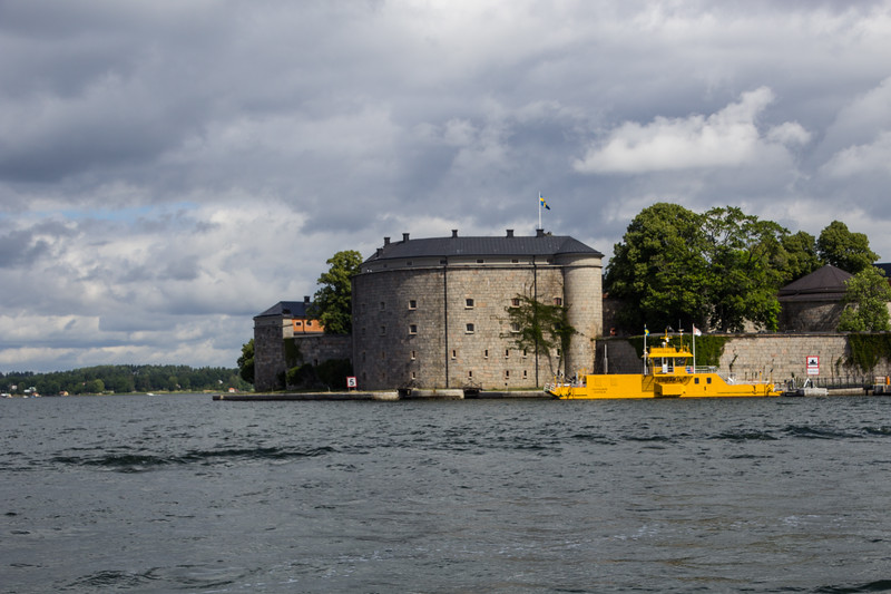 Vaxholm Fortress (©simon@myeclecticimages.com)