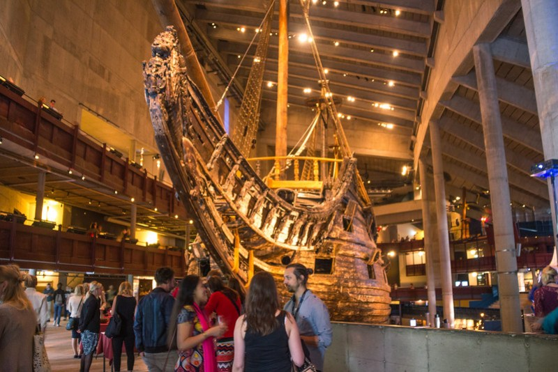 First View of the Vasa (©simon@myeclecticimages.com)