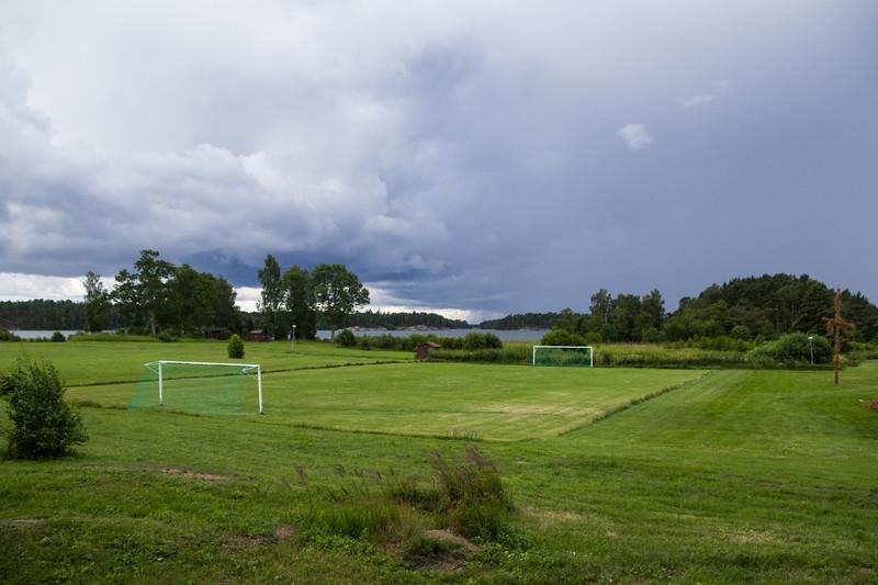 Soccer Field on Nasslingen (©simon@myeclecticimages.com)