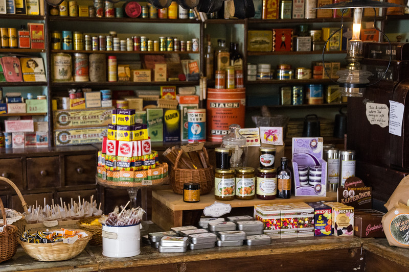 Inside the General Store, Gamla Linköping (©simon@myeclecticimages.com)