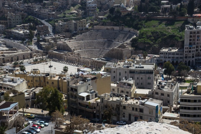 A View of the Amphitheater from the Amman Citadel (simon@myeclecticimages.com)