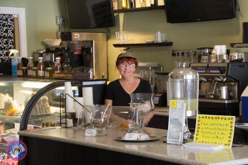 Sherry, the Duchess of Datil at the Cordova Street Location (©simon@myeclecticimages.com)