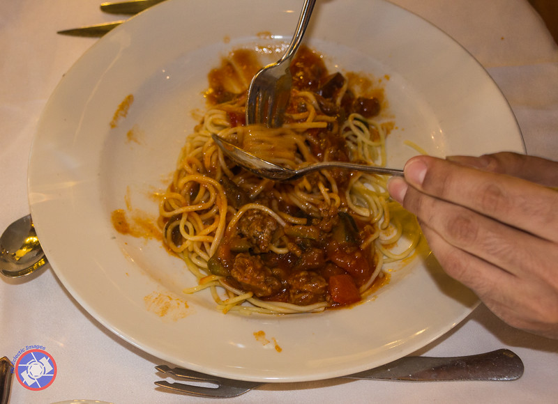 An Appetizer of Spaghetti (©simon@myeclecticimages.com)