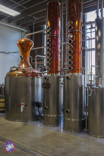 The Primary Still at Great Wagon Road Distillery (©simon@myeclecticimages.com)