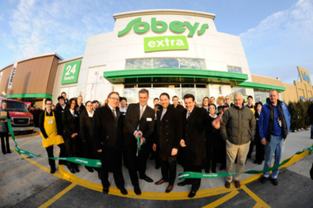 Sobeys Invites Shoppers To Visit Its First Sobeys Extra Store