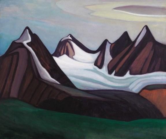Cnw Lawren Harris Masterpieces Propel Heffel' Fall
