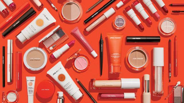 Joe Fresh Beauty Products Canada