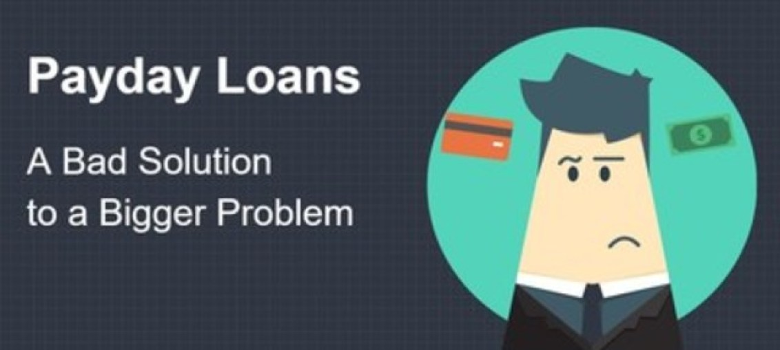 Payday Loans A Bad Solution To A Bigger Problem