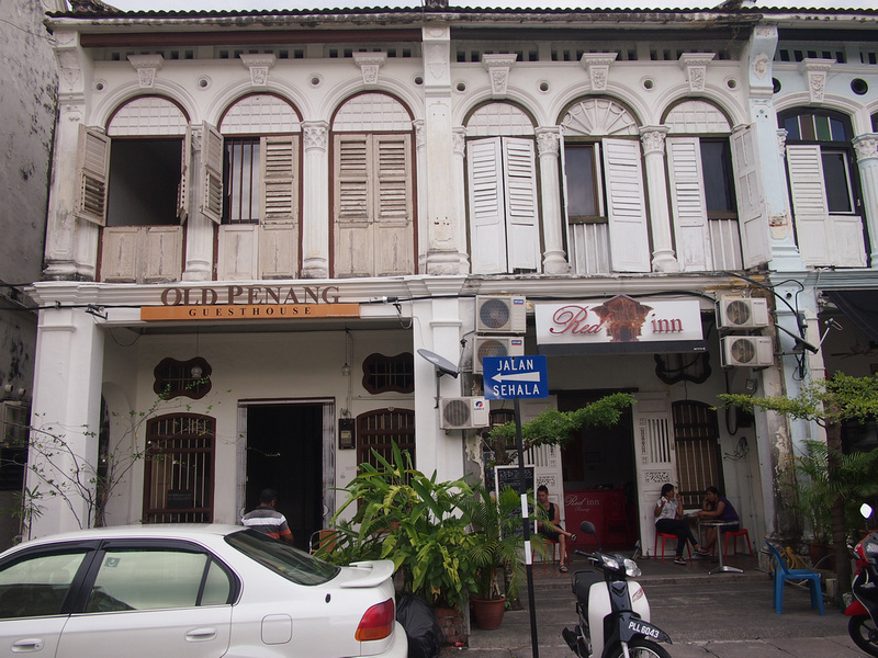 Guesthouse Review Old Penang Guesthouse Georgetown