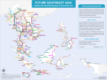 Future Southeast Asia A Map Of Proposed Railways In Southeast Asia