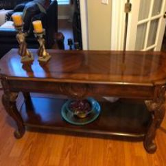 Havertys Newport Sofa Table Snuggle And Swivel Chair New Used Console Tables For Sale In Alpharetta Ga Offerup Cumming
