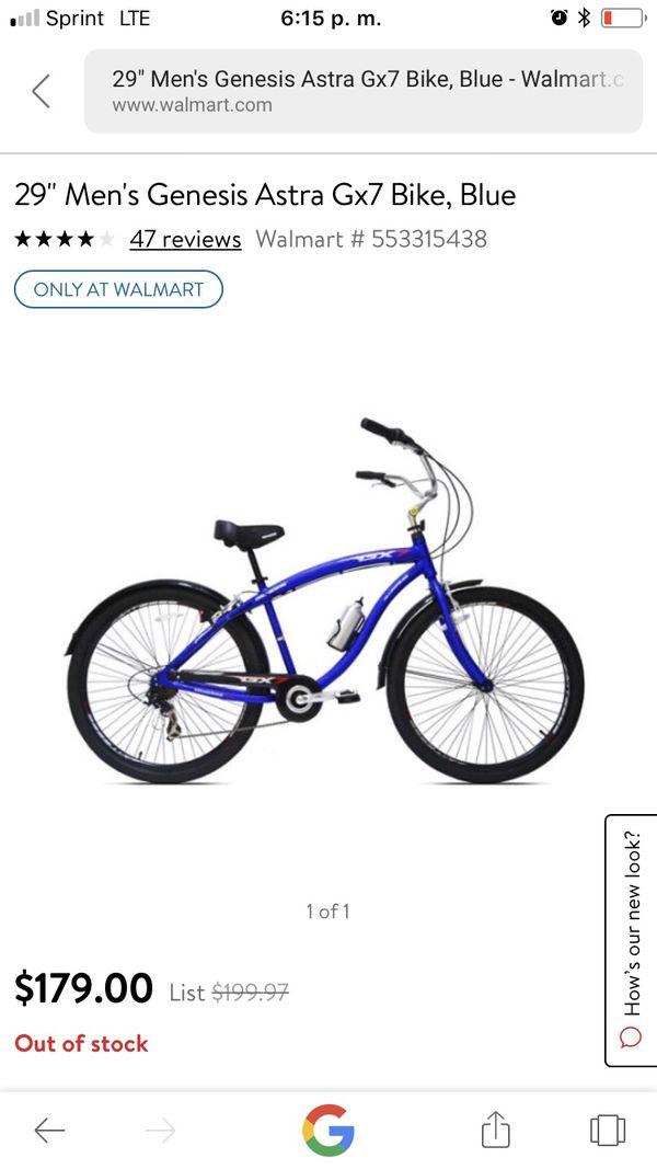 Genesis Gx7 Bike : genesis, Men's, Genesis, Astra, Bike,, Lodi,, OfferUp