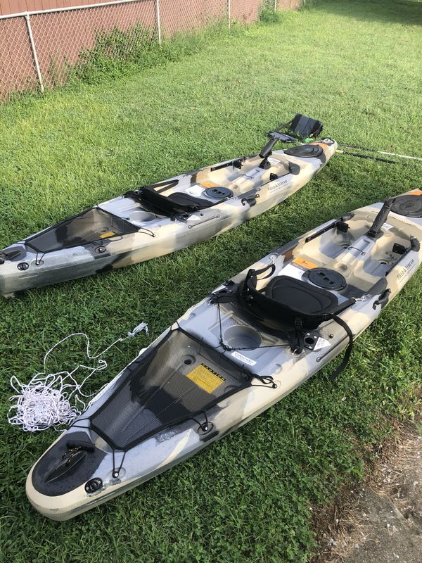 Eagle Talon Kayak : eagle, talon, kayak, Field, Stream, Eagle, Talon, Kayaks, Alexandria,, OfferUp