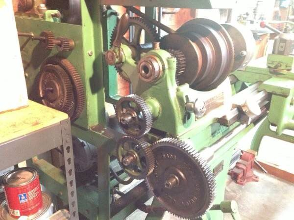 Seneca Falls Lathe For Sale