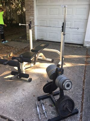 New And Used Weight Bench For Sale In Houston Tx Offerup