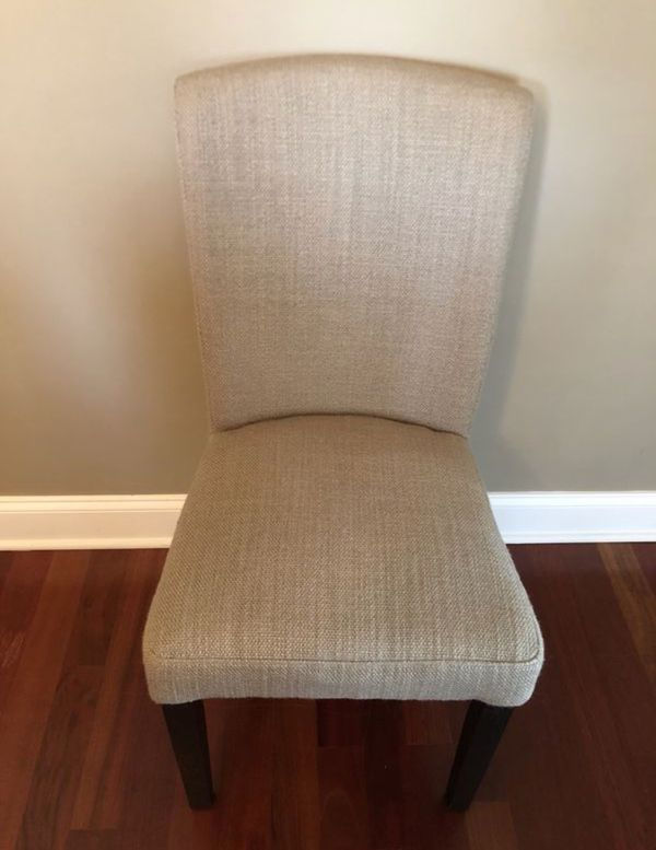 arhaus capri dining chairs chair gym commercial furniture 6 for sale in channahon open the appcontinue to mobile website