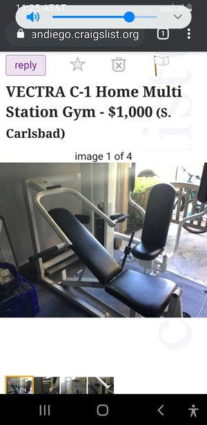 Home Gym For Sale Craigslist : craigslist, Exercise, Fallbrook,, OfferUp