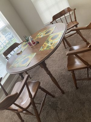 New And Used Dining Table For Sale In Knoxville Tn Offerup