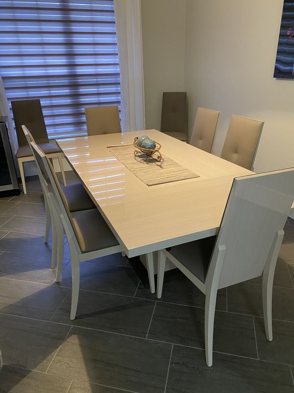 Our editors independently research, test, and recommend the best products; El dorado dining room table and chairs for Sale in Coral ...