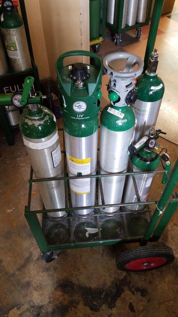 Oxygen tanks for Sale in Whittier CA - OfferUp