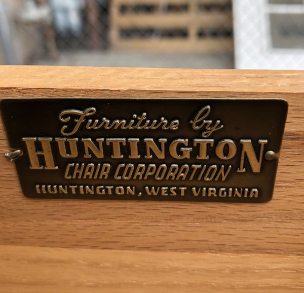 huntington chair corporation peg perego rocker high recall mid century modern antique dressers by furniture corp 110sold
