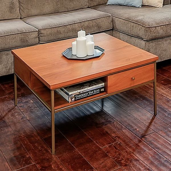 west elm nook coffee table for sale in
