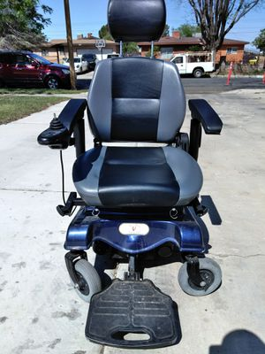 liberty 312 power chair retro metal outdoor chairs wheelchair hubaround and for sale in lancaster ca 2 wheelchairs