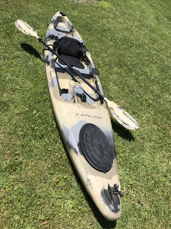 Eagle Talon Kayak : eagle, talon, kayak, Eagle, Talon, Kayak, Specs