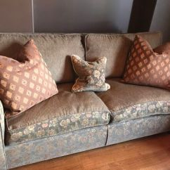J M Paquet Sofa Sofas Clearance Sydney Jm Custom Loveseat With Reversible Seat Cushions For 400sold