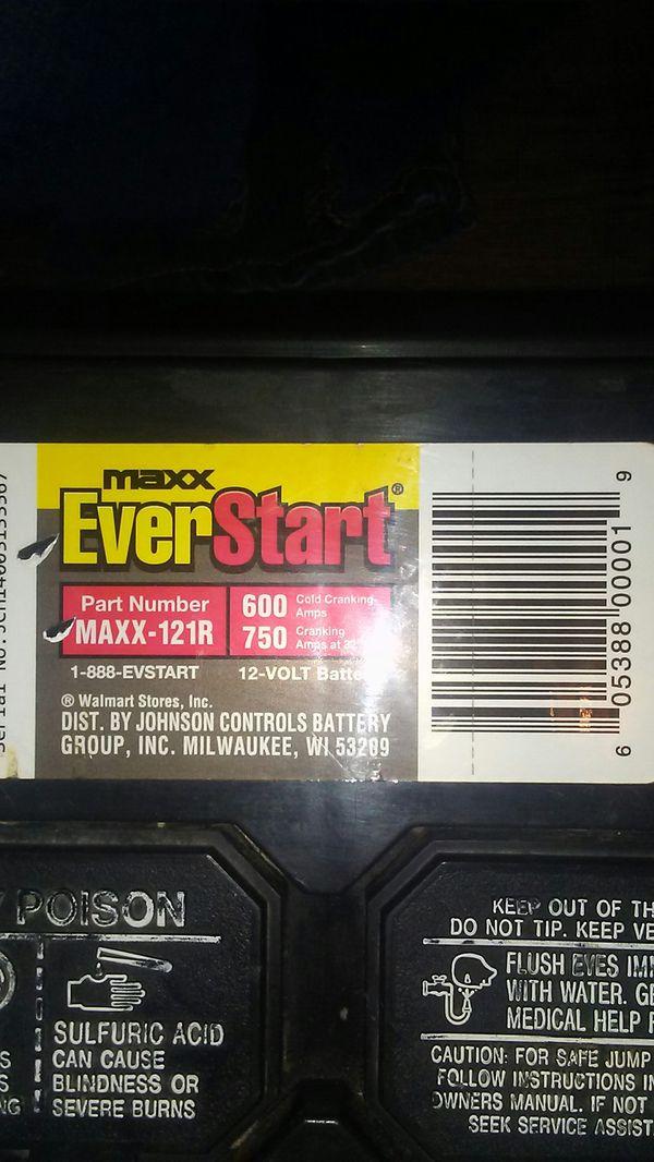 121r Battery Walmart : battery, walmart, Battery, Louisville,, OfferUp
