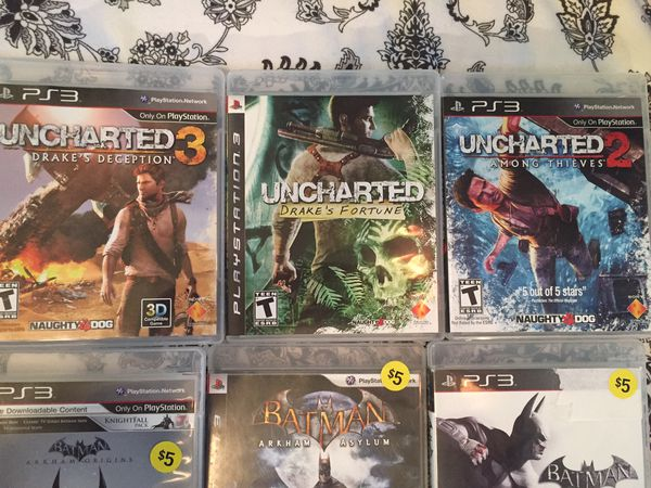 PS3 and PS4 video games for Sale in Aurora. OR - OfferUp