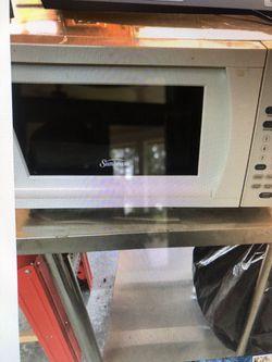 sunbeam microwave oven walmart