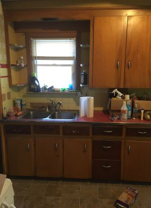 buy old kitchen cabinets best appliances new and used for sale in cleveland oh offerup cabinetry 100