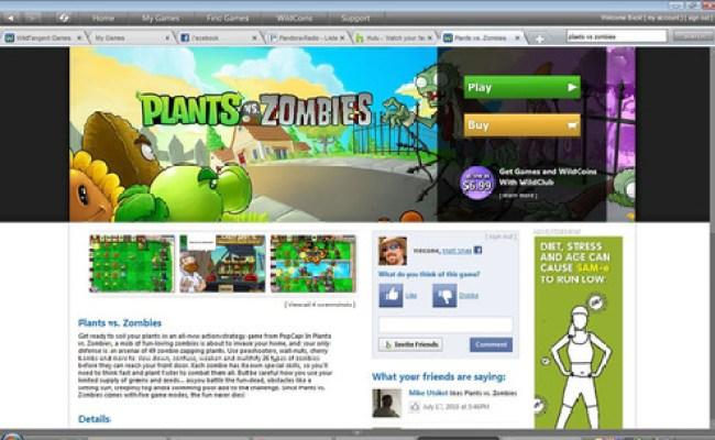 Wildtangent Unveils Preview Of New Online Games Service