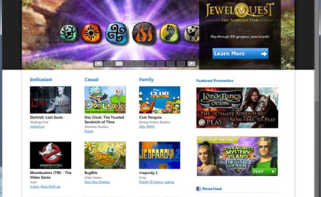 Wildtangent Games Emerges From Its Beta And Launches
