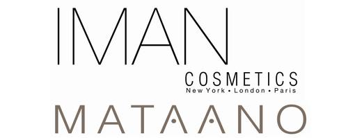IMAN Cosmetics Announces Brand Partnership with Mataano