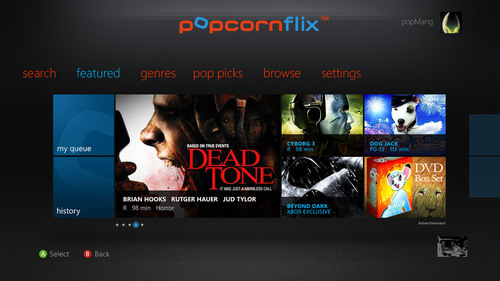 Unicorn Media Cypress and Screen Media Ventures LLC Deliver Popcornflix An AdSupported Free