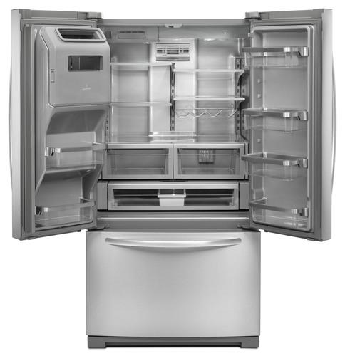 Kitchenaid Refrigerator Platinum Interior