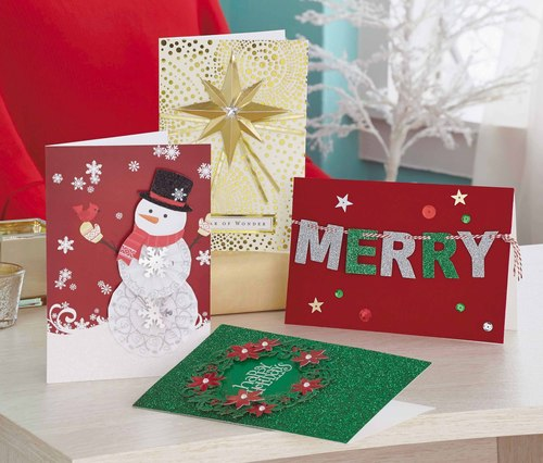 Greeting Cards Make A Lasting Impression At Christmas