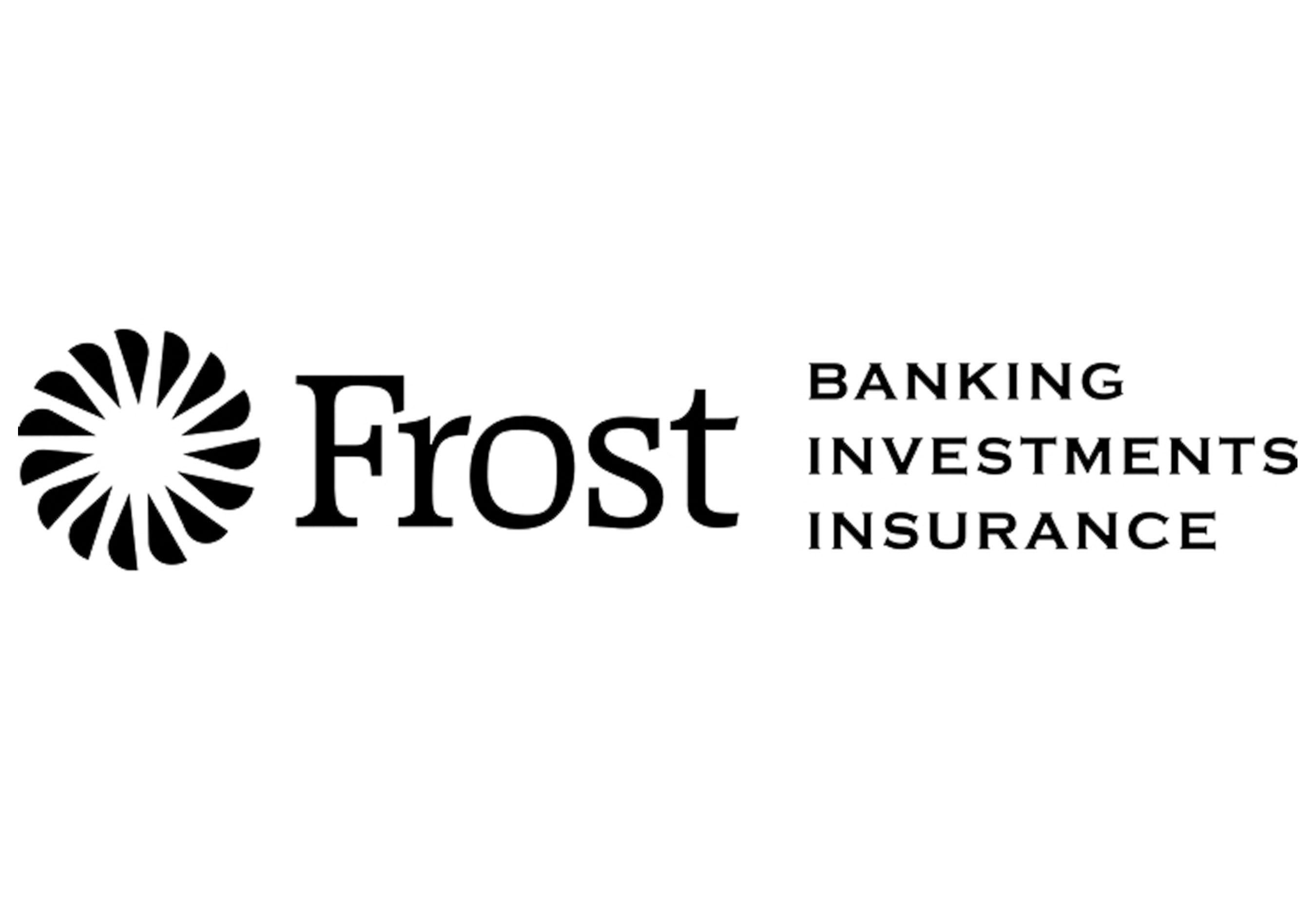 Frost Bank Logo Checks