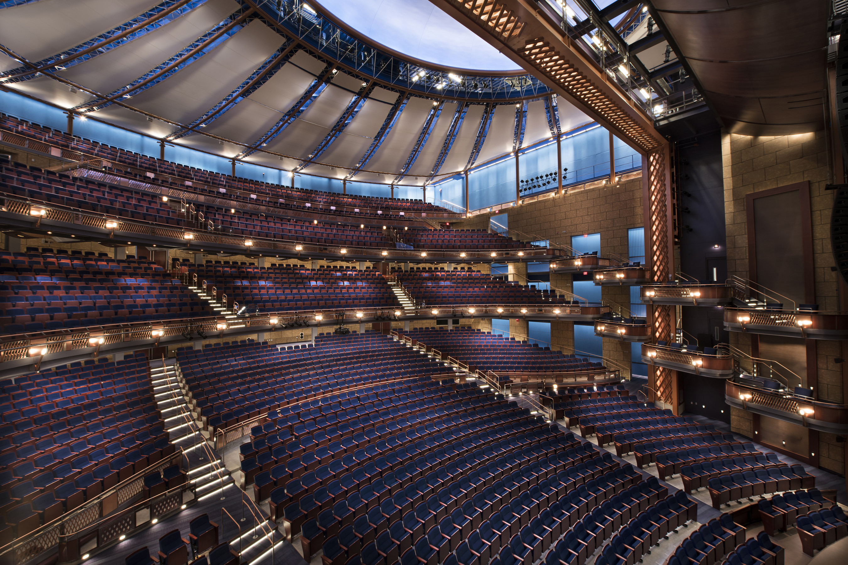 The walt disney theater copyright dr phillips center for performing arts courtesy also arup celebrates grand opening of orlando   rh prnewswire