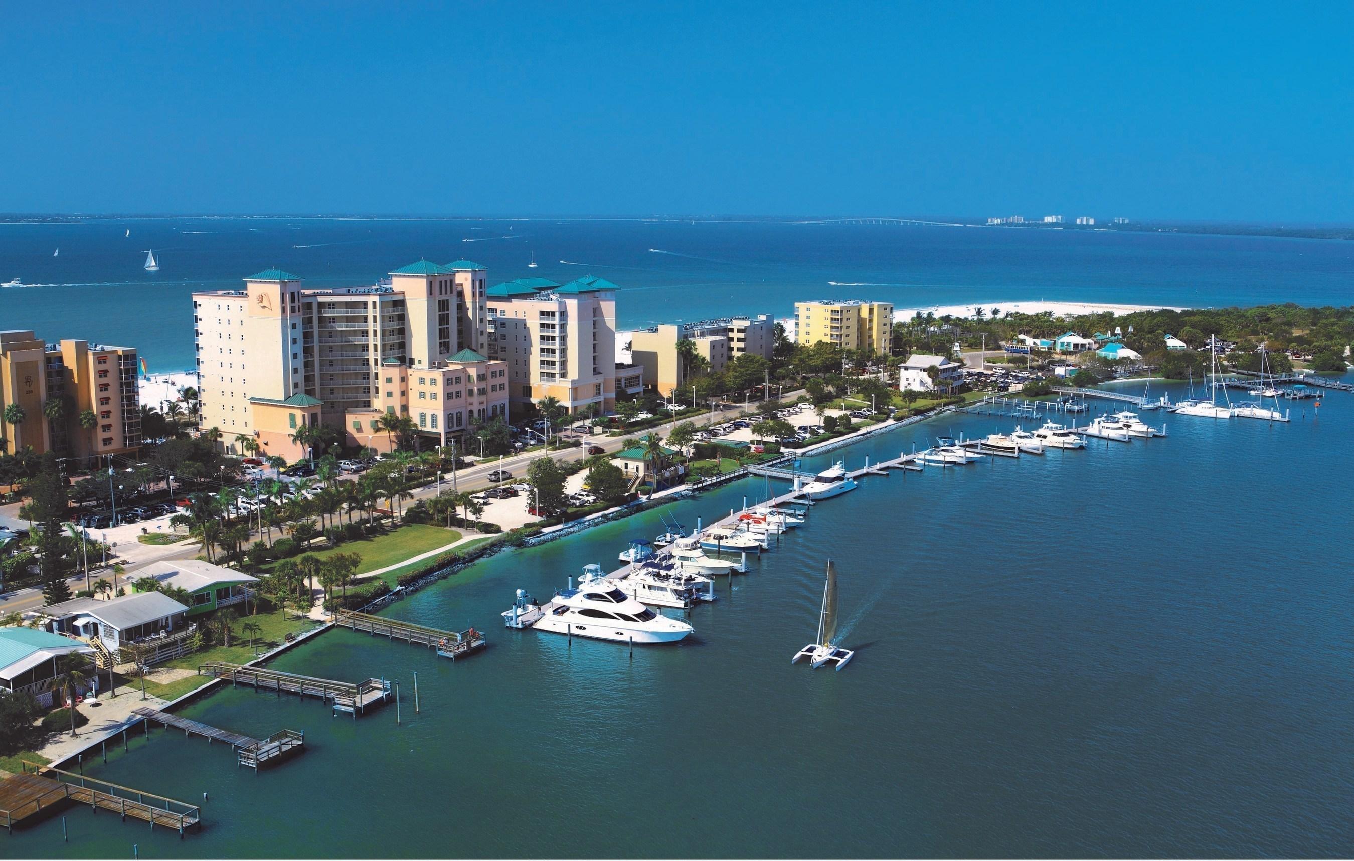 Pink Shell Beach Resort & Marina Named Top 5 U