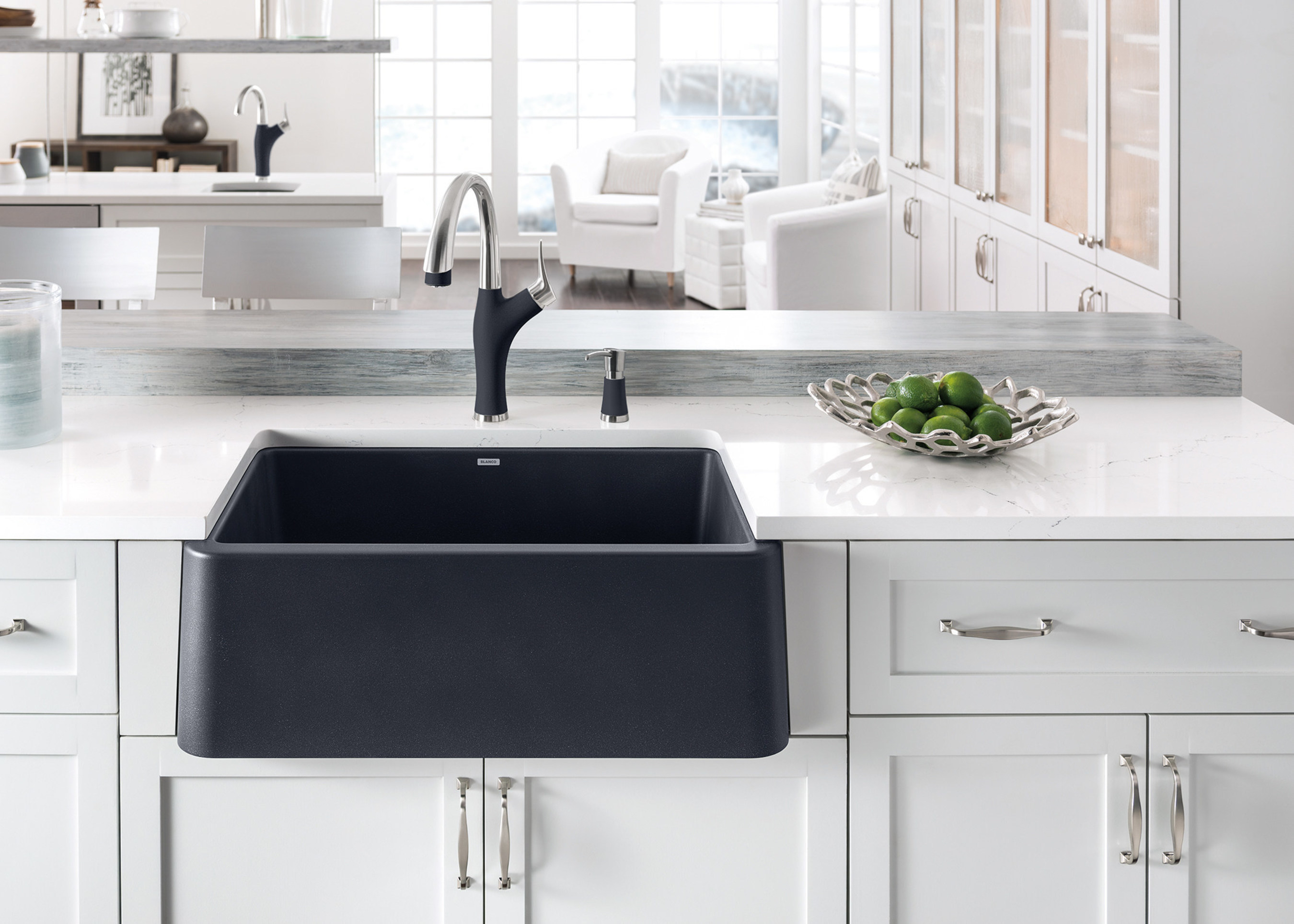 Blanco Launches Ikon™  The First Apron Front Sink Of Its